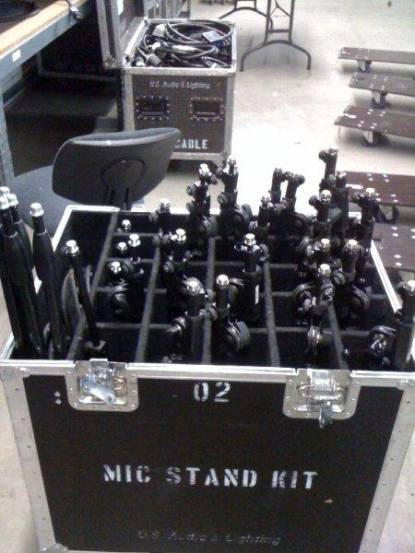 Pro Cases Mic Stand Cases Ata Cases Custom Cases